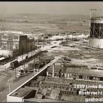 1959 Uitzicht vanaf de watertoren richting noordwesten  | Foto: collectie Stadsarchief Breda