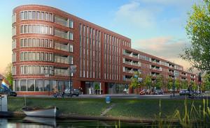 Impressie nieuwbouwproject Breda Vooruit | Foto: Dura Vermeer