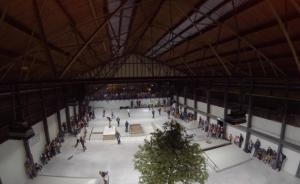 Indoor Skatepark Pier15