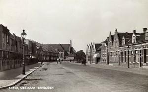 ca. 1935 Oude Terheijdenseweg | Foto: collectie Stadsarchief Breda