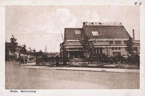 Ansichtkaart ca. 1925-1935 | Foto: collectie Stadsarchief Breda