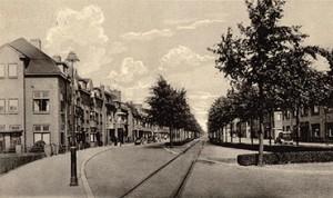 Speelhuislaan | Foto: collectie Stadsarchief Breda