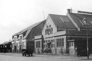 Veiling van de R.K. Baroniesche Tuinbouwvereniging (RBT) | Foto: collectie Stadsarchief Breda