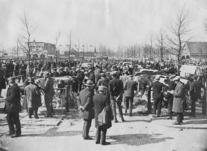 Veemarkt | Foto: collectie Stadsarchief Breda